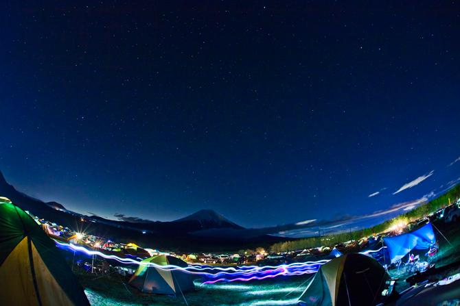 main122 霊峰・富士に抱かれた、 美しき霧の高原