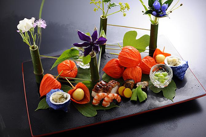 main147 美しい意匠、手厚いもてなし、そして華麗な料理 生まれ変わった「京都吉兆」の祇園店