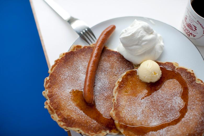 main160 甘〜いイメージを覆す、 世界一おいしい大人のパンケーキ