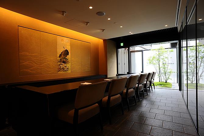 main232 美しい意匠、手厚いもてなし、そして華麗な料理 生まれ変わった「京都吉兆」の祇園店