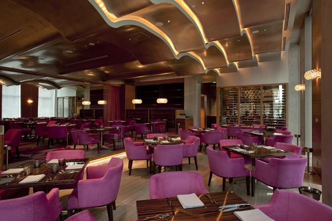 main241 非日常的な空間、洗練された料理 驚きが連鎖するステーキハウス
