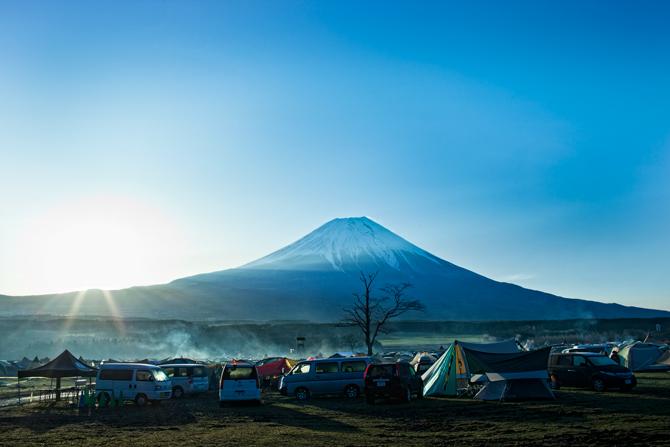 main34 霊峰・富士に抱かれた、 美しき霧の高原