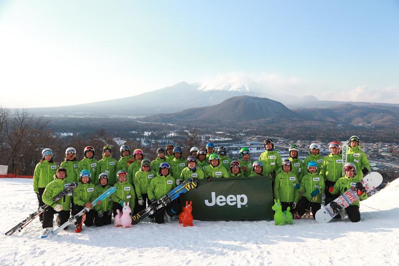 sub21 日本アルペンスキー界のパイオニア・岡部哲也氏が語る、スキーとJeep®の魅力