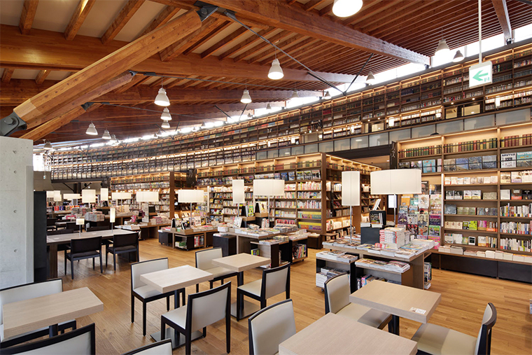 sub227 佐賀の話題スポット「武雄市図書館」へ行ってきました♪居心地の良さと知への欲求!