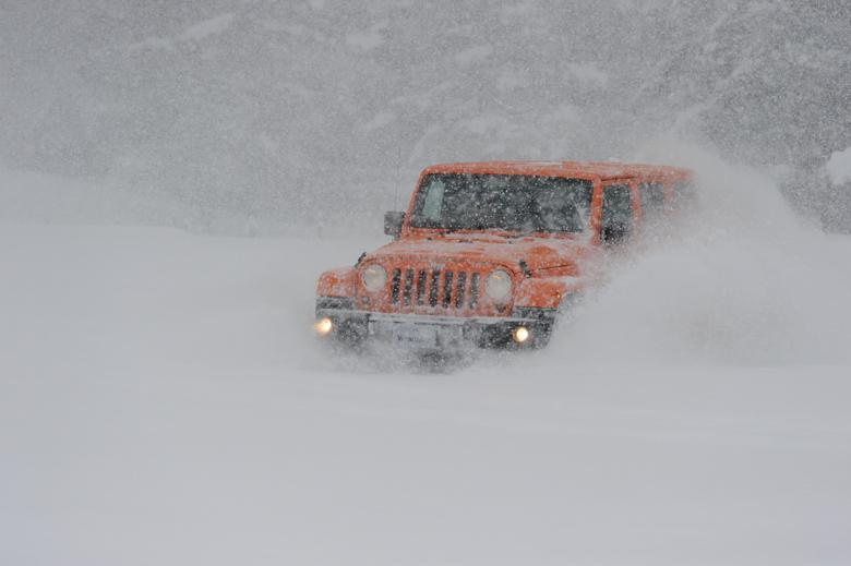 sub41 日本アルペンスキー界のパイオニア・岡部哲也氏が語る、スキーとJeep®の魅力