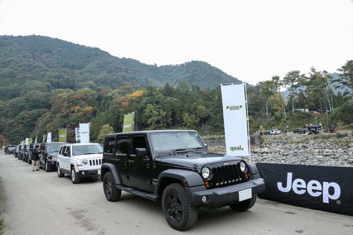 41-706x470 Jeep®の新たな鼓動を体感しよう。<br><Jeep® Real Festival 2013>現地レポート!