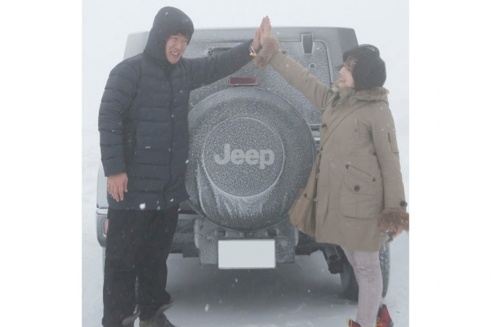 05-706x470 Jeep®を愛する家族が大集合。<Be More Real>フォトコンテストのJeep®オーナーをプレイバック!