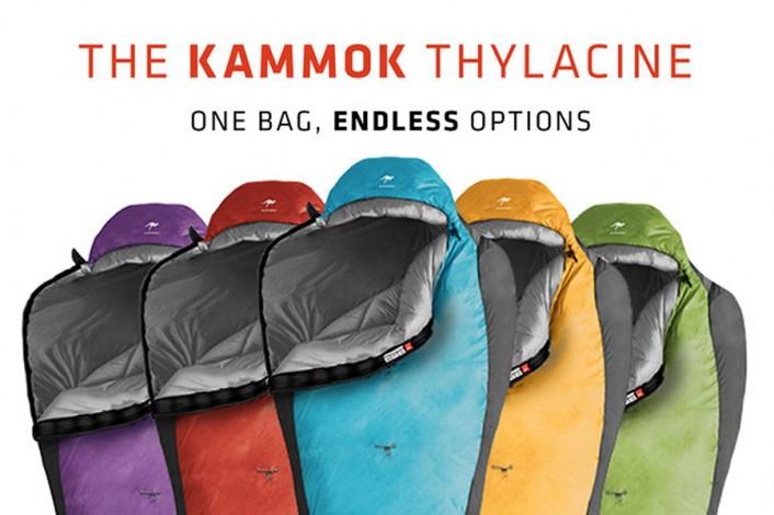 kammok-706x470 【最新シェラフ12選】冬のキャンプや車中泊でも暖かく過ごせる機能派から個性的な寝袋まで!