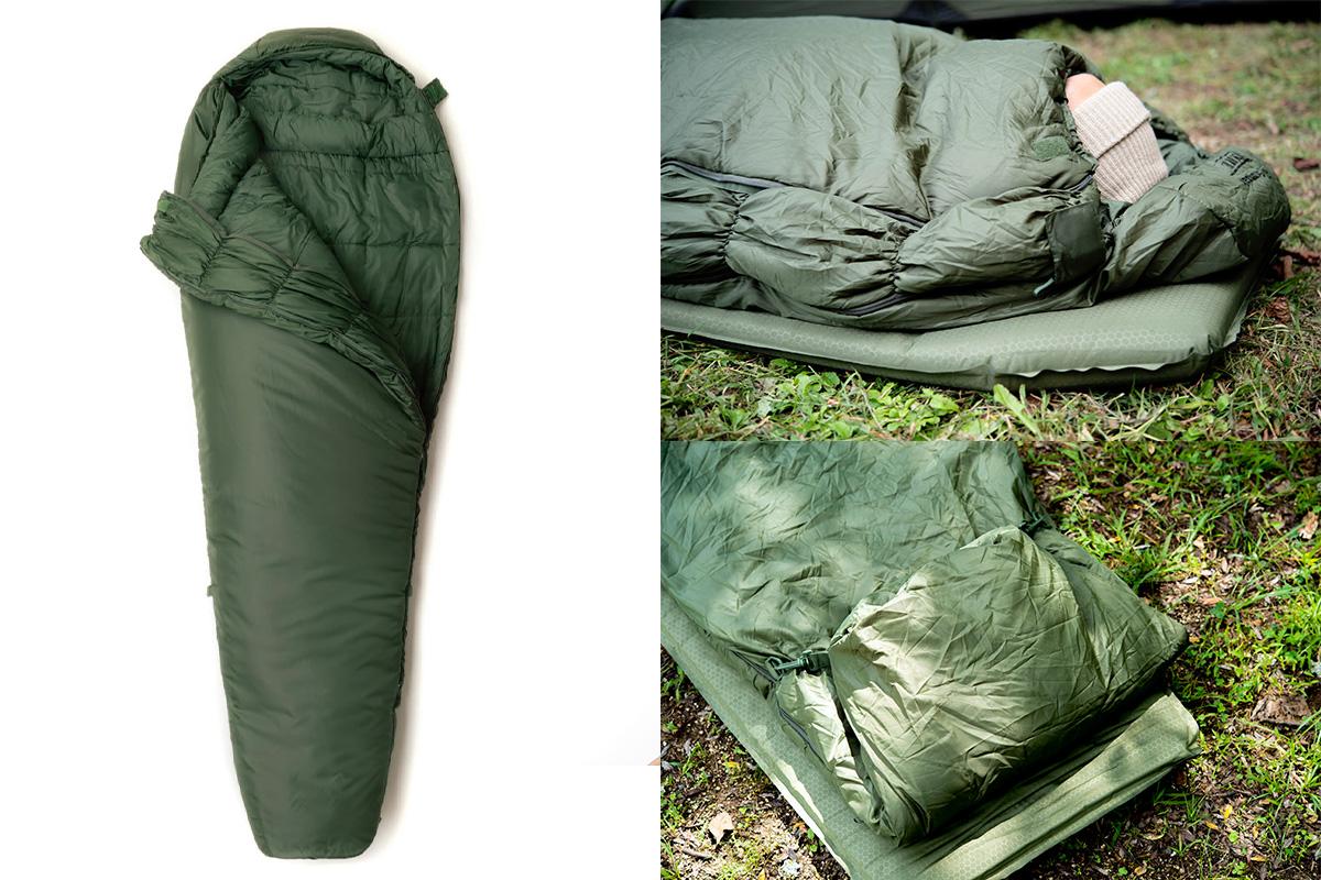 re_Snugpak 【最新シェラフ12選】冬のキャンプや車中泊でも暖かく過ごせる機能派から個性的な寝袋まで!