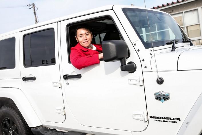 IMG_9292-706x470 『Jeep® Wrangler』オーナー、高田晃一さんインタビュー。職人が語る、ものづくりとJeep®の共通点とは?
