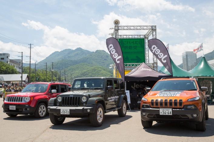 150726_YK_00029-706x470 『Jeep® Renegade』が初お披露目!Jeep®の<フジロックフェスティバル'15>参戦を振り返る!