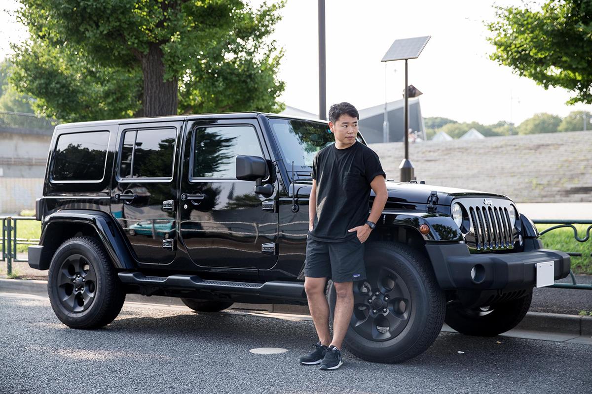 Sahara Jeep Unlimited Jeep®は自分の分身。フォトグラファー、長友善行氏が原点回帰としてWranglerを選ぶ理由 ...