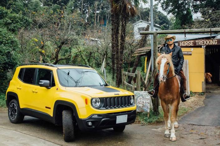 re MG 9616 706x470 『Jeep® Renegade』はイケてるスポーツギア!プロパーソナルトレーナー・藤井タダシ氏が相棒となったニューフェイスの魅力を語る。