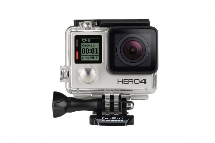 gopro_hero4_silver-706x470 2016年の最新アクションカメラ9選!『GoPro』から4Kまで、アクティブ動画を楽しむ。