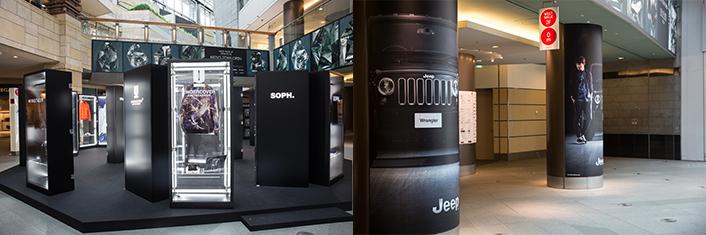 realstyle0401 Jeep®が六本木ヒルズをジャック!人気メンズファッションブランドとコラボレーションした<Jeep® Real Story Campaign>の模様をレポート!