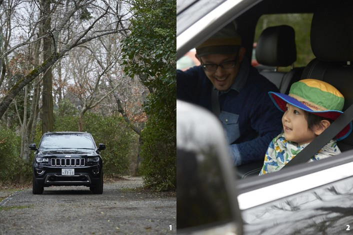 realstyle160331_01-706x470 『Jeep® Grand Cherokee』とはじめる、春から親子キャンプ!