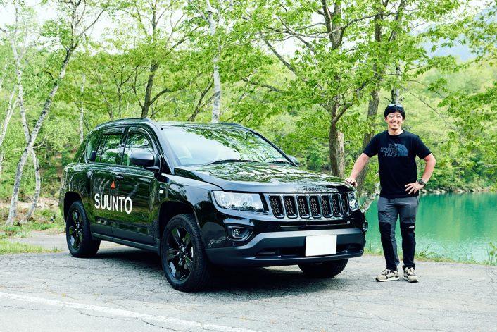 10_Jeep_160524_311-706x471 信州中野市の人気カフェオーナー&SUUNTOアンバサダー・関貴彦さんのアウトドアライフに迫るインタビュー!