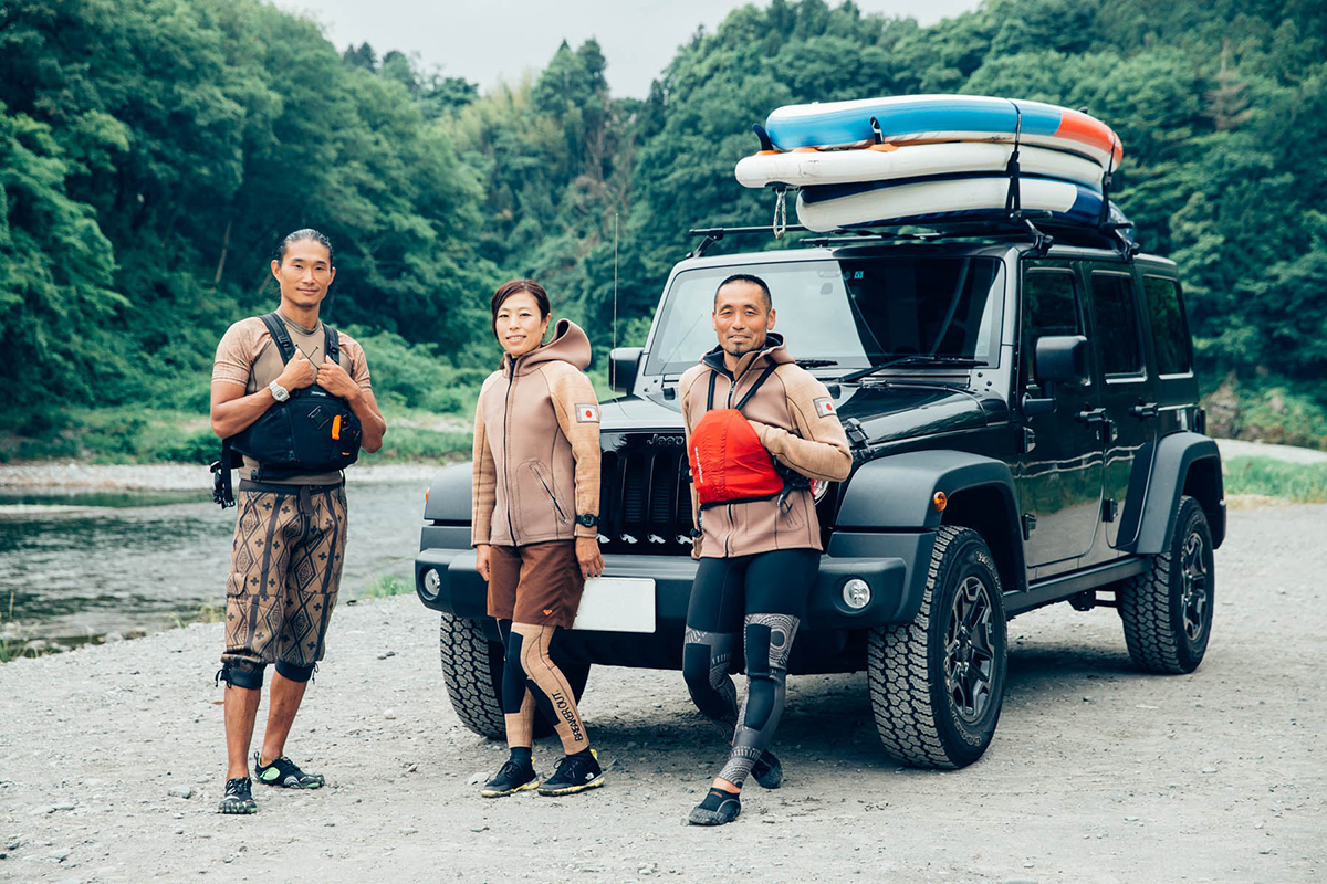 MG_5155 Jeep®がサポートする River SUP Team JAPAN が今年も集結!<Gopro Mountain Games>参戦直前のトレーニングに密着。