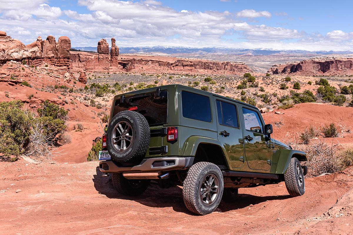 Jeep_75th__1038 75周年記念モデルの『Wrangler Unlimited』が走る!聖地モアブの大地が感じた永遠の鼓動 Part3