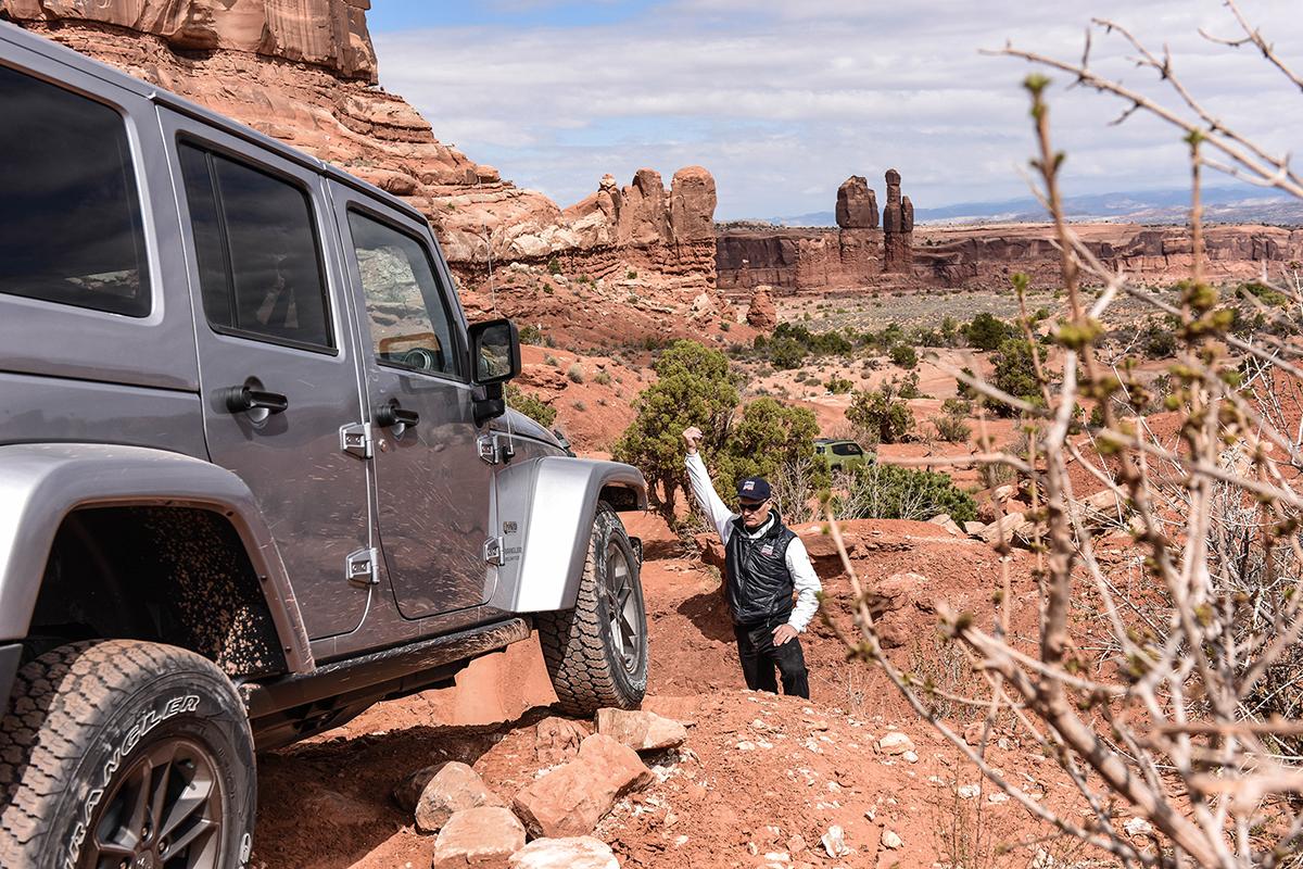 Jeep_75th__1082 75周年記念モデルの『Wrangler Unlimited』が走る!聖地モアブの大地が感じた永遠の鼓動 Part3