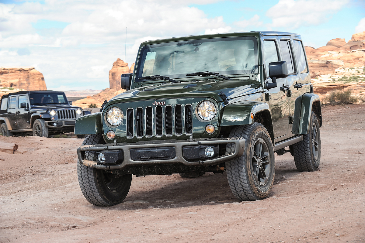 Jeep_75th__1089 75周年記念モデルの『Wrangler Unlimited』が走る!聖地モアブの大地が感じた永遠の鼓動 Part3