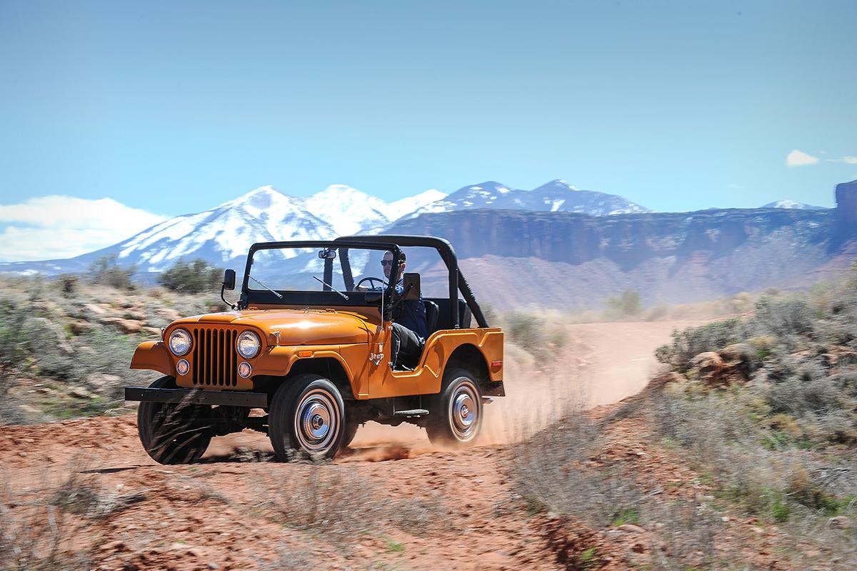 Jeep_75th__1096 75周年記念モデルの『Wrangler Unlimited』が走る!聖地モアブの大地が感じた永遠の鼓動 Part3