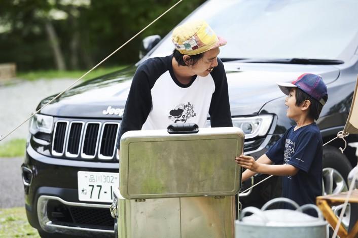 real_160630_02-706x470 Jeep®で楽しむ初夏の親子キャンプ