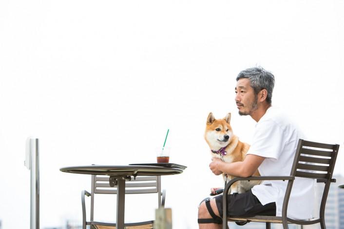 realstyle_06-706x470 人気デザイナー『VAINL ARCHIVE』大北幸平さんの愛用品を公開!愛犬のお散歩グッズからBBQギアまで