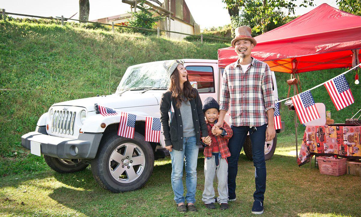 <Jeep® Festival>でオシャレ&こだわり満載のJeep®キャンパーをハント!