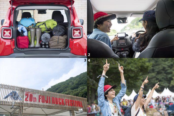 realstyle160923_01-706x471 はじめてのフェスキャンプを<フジロックフェスティバル'16>で体験!Renegadeで行く女子二人旅レポート。