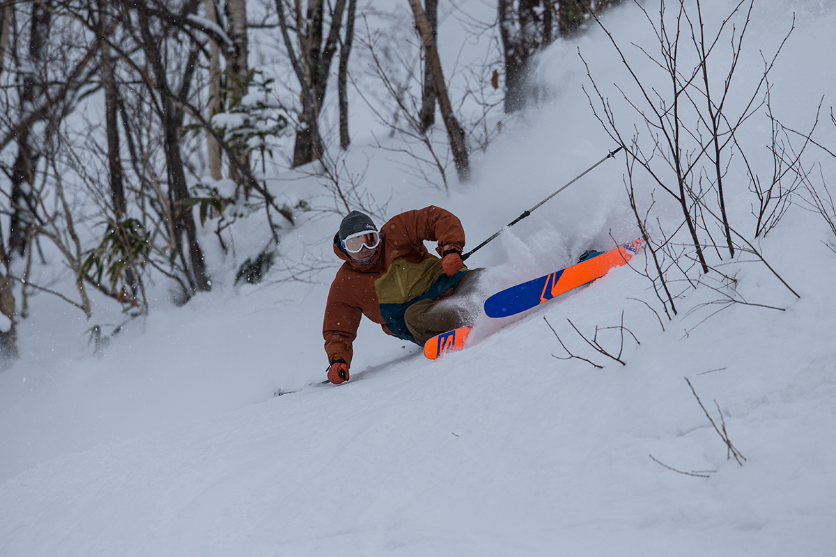 HIRO0504 スキーヤー・佐々木明とスキーセッション!<SALOMON QST TOUR Powered by Jeep®>が北海道・富良野を皮切りにスタート!