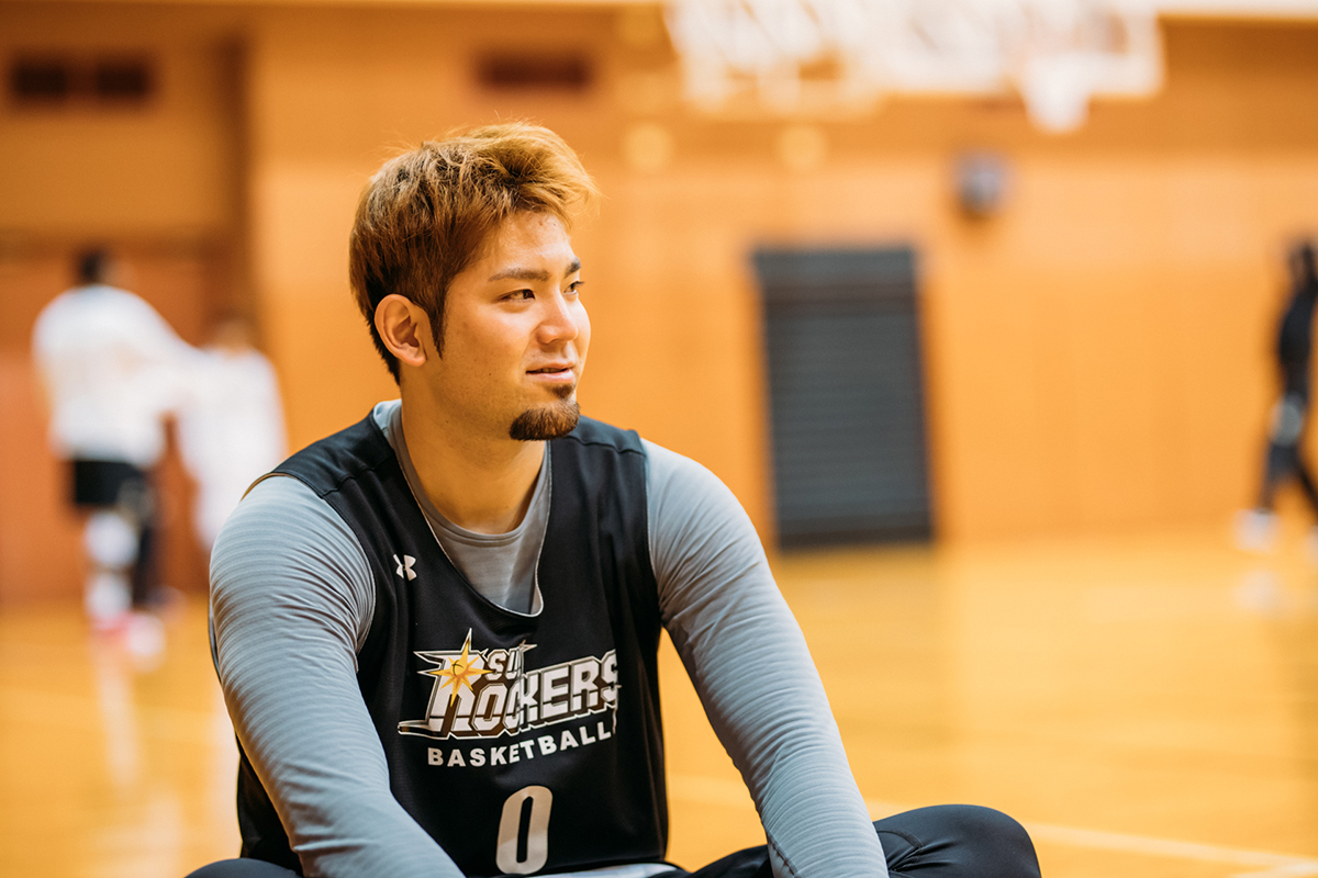 170324_YK_00080 プロバスケットボール「Bリーグ」所属、サンロッカーズ渋谷のプレーヤーでJeep®オーナー。伊藤駿選手&満原優樹選手にインタビュー!