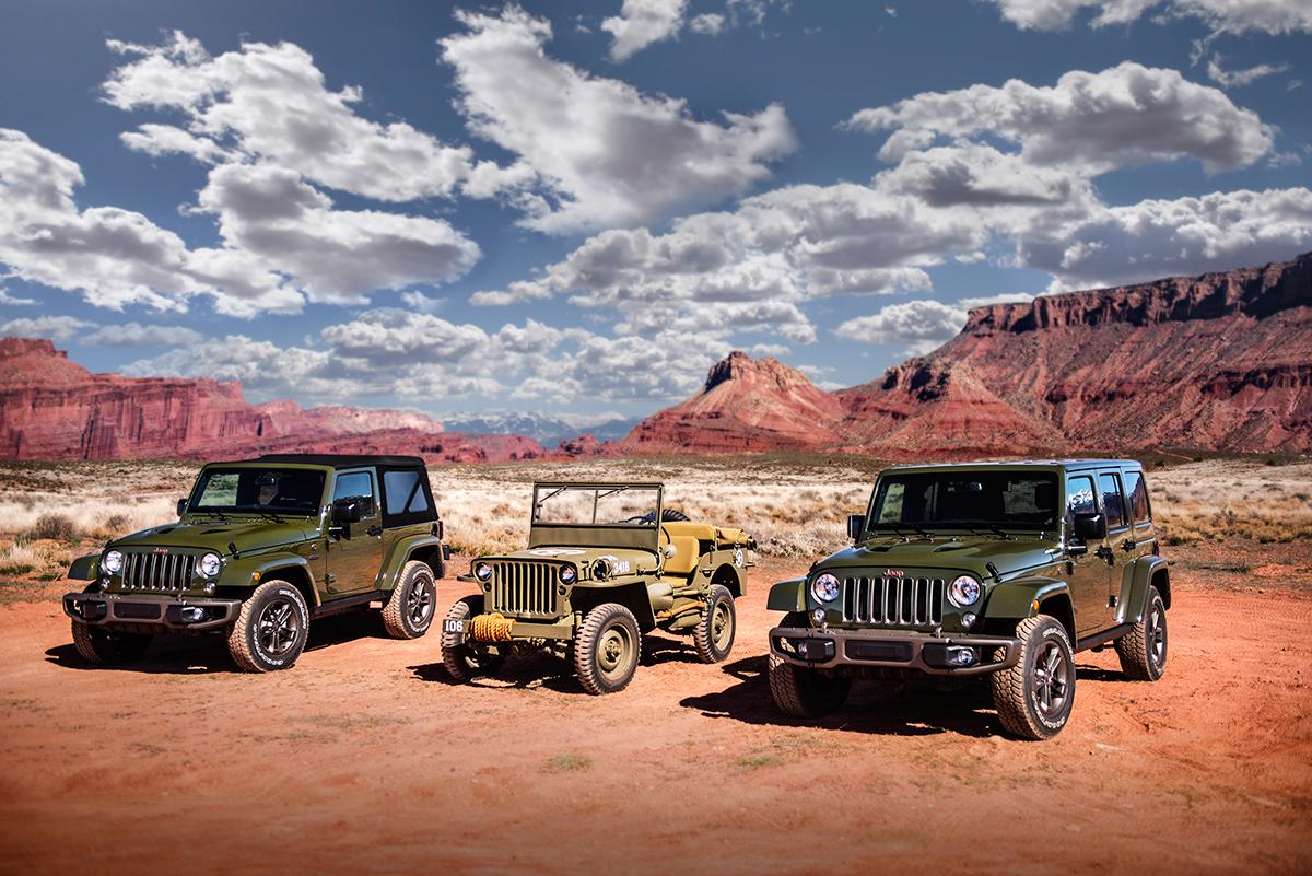 Jeep モアブ国際展示会