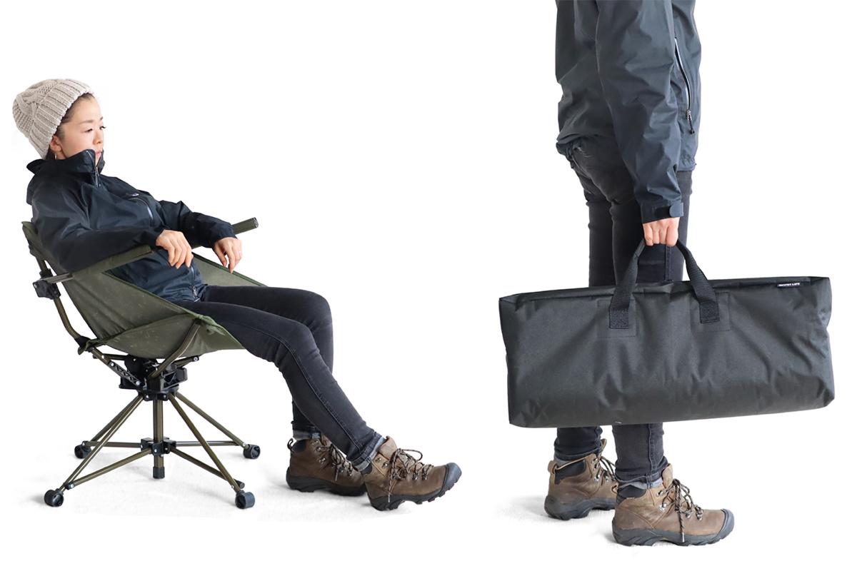 2-1 【2021年】キャンプにおすすめの高機能アウトドア・チェア特集!おうちのインテリアとしてもおしゃれな椅子14選