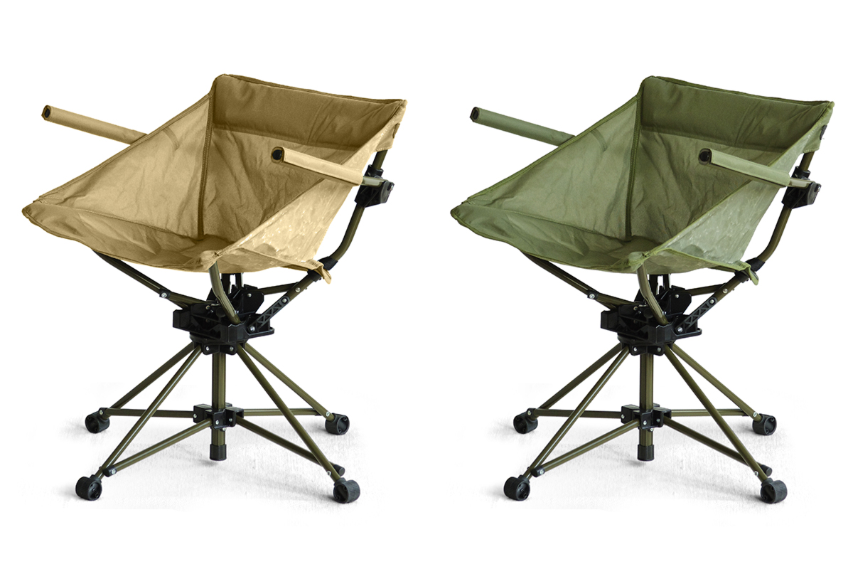2-2 【2021年】キャンプにおすすめの高機能アウトドア・チェア特集!おうちのインテリアとしてもおしゃれな椅子14選