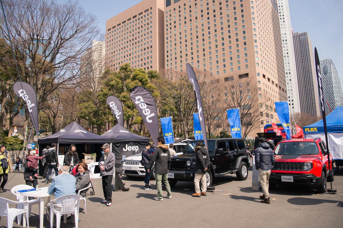 20170326_qetic-0204 都内最大級のアウトドアイベント<TOKYO OUTSIDE FESTIVAL 2017>にJeep®が参戦!人気アウトドアブランドのおすすめギアを突撃取材