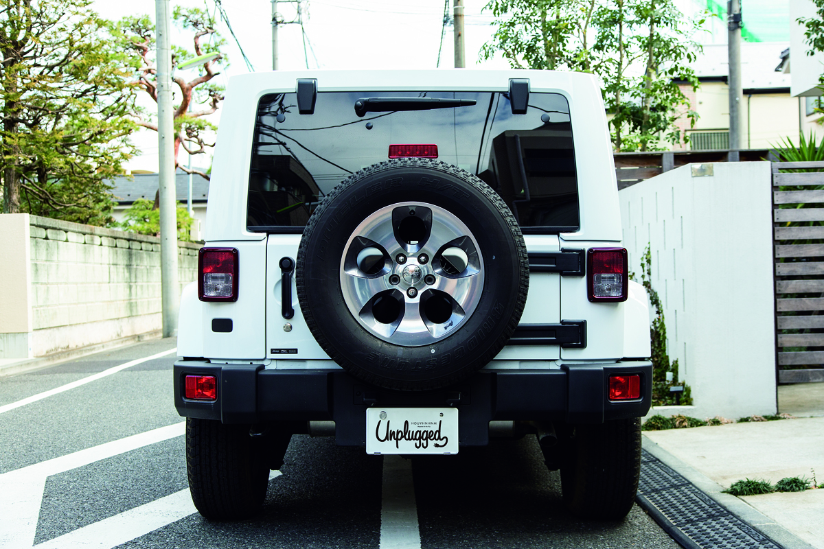 5201446 My Jeep®, My Life.  ボクとJeep®の暮らしかた。番外編 「JOURNAL STANDARD relume バイヤー 松尾忠尚」