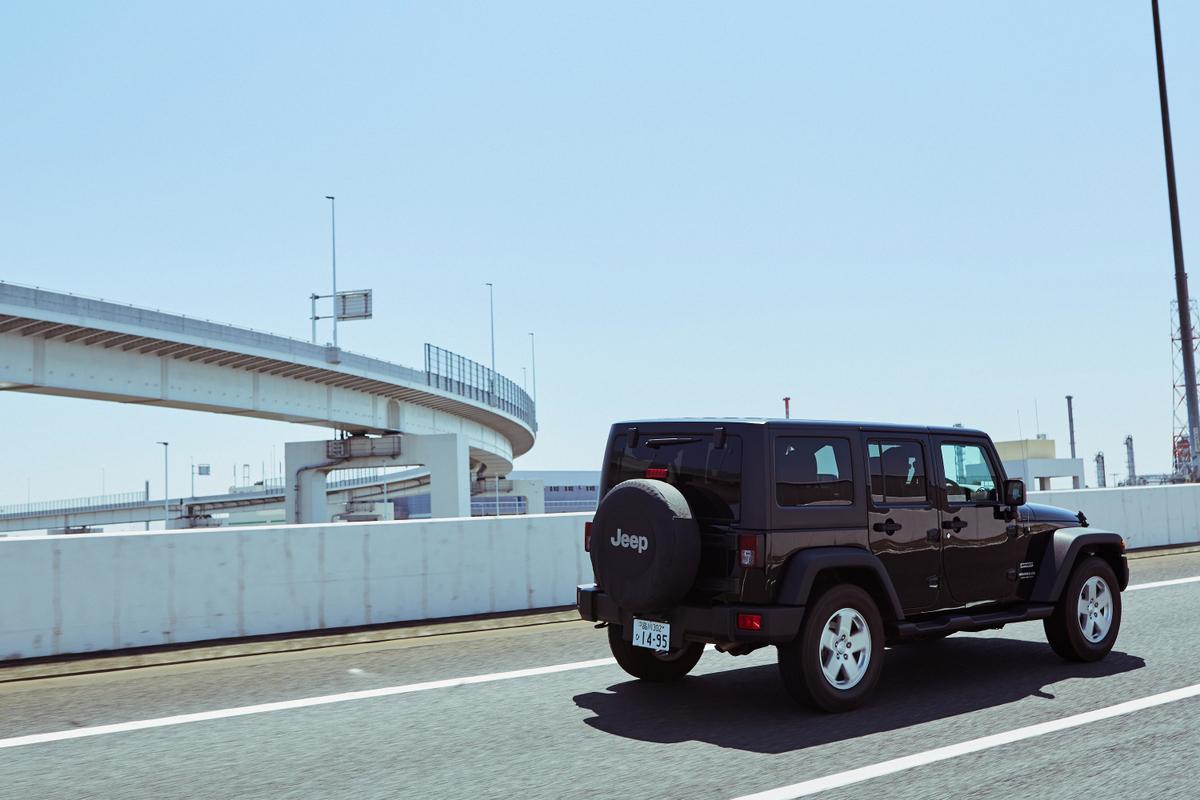 RF_3135 My Jeep®,My Life. ボクとJeep®の暮らしかた。 俳優・村上 淳