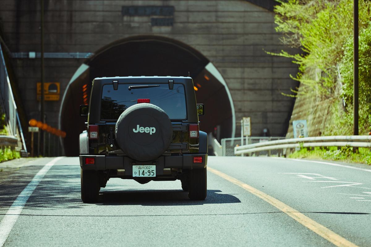 RF_3276 My Jeep®,My Life. ボクとJeep®の暮らしかた。 俳優・村上 淳