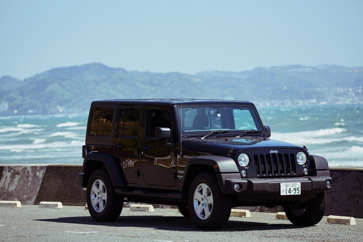 RF_3309 My Jeep®,My Life. ボクとJeep®の暮らしかた。 俳優・村上 淳