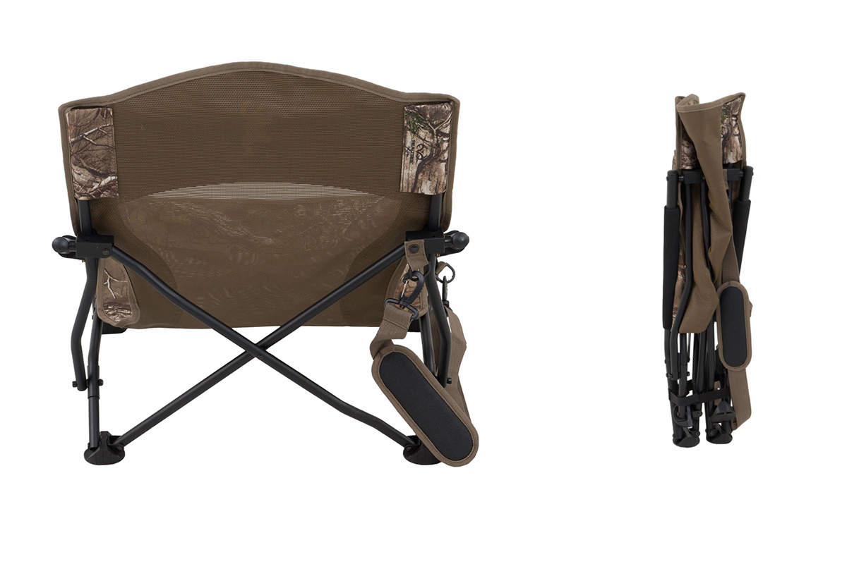 ALPS Mountaineering 『Browning Camping Strutter Folding Chair』