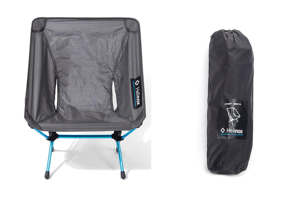helinox2 【2017年】キャンプ&夏フェスにおすすめのアウトドア・チェア特集!コンパクト&軽量はもちろん、室内にも置きたいおしゃれな椅子11選!