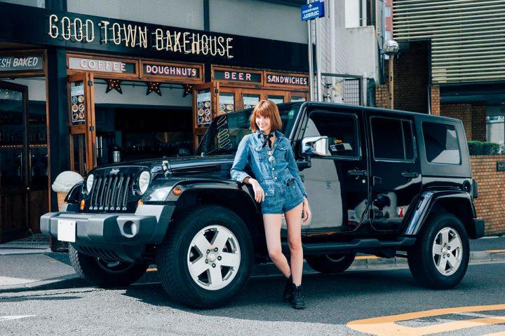 「Jeep®は見たことのなかった景色を見せてくれるクルマ」。人気モデルが語る、ジープとのライフスタイル。