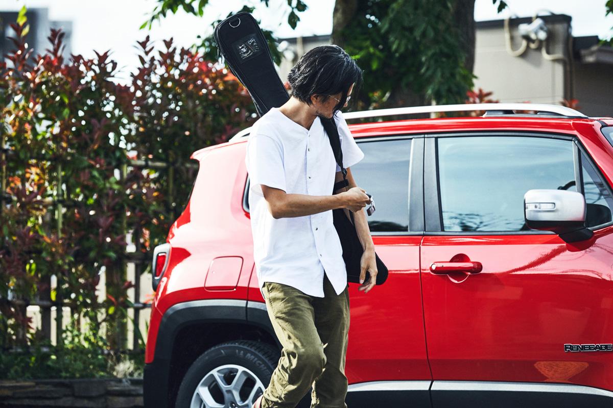 hu_00772 My Jeep®,My Life. ボクとJeep®の暮らしかた。 音楽家・長岡亮介