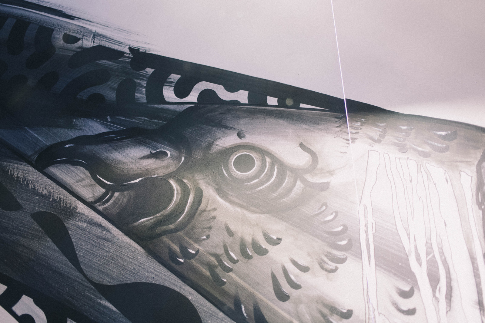 IMG_1971 国内外で活躍するアーティスト4組の「作品の向こう側」| ジャーナル スタンダード「オムニバス展」密着レポート!