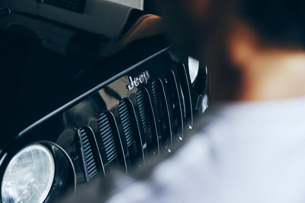 30I5215 ジープとジャーナル スタンダードがつくる、世界に1台の「TOKYO RATED」スペシャルエディション。カスタマイズに向けた想いとは?