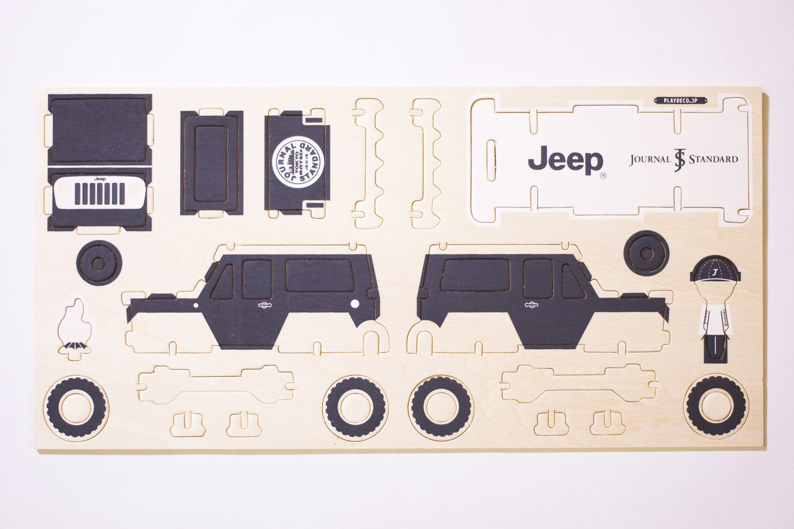 """IMG_1157 Jeep® Wrangler Unlimited """"TOKYO RATED"""" モデルの限定ノベルティがもらえる!〈ジャーナル スタンダード〉との連動キャンペーン実施中!"""