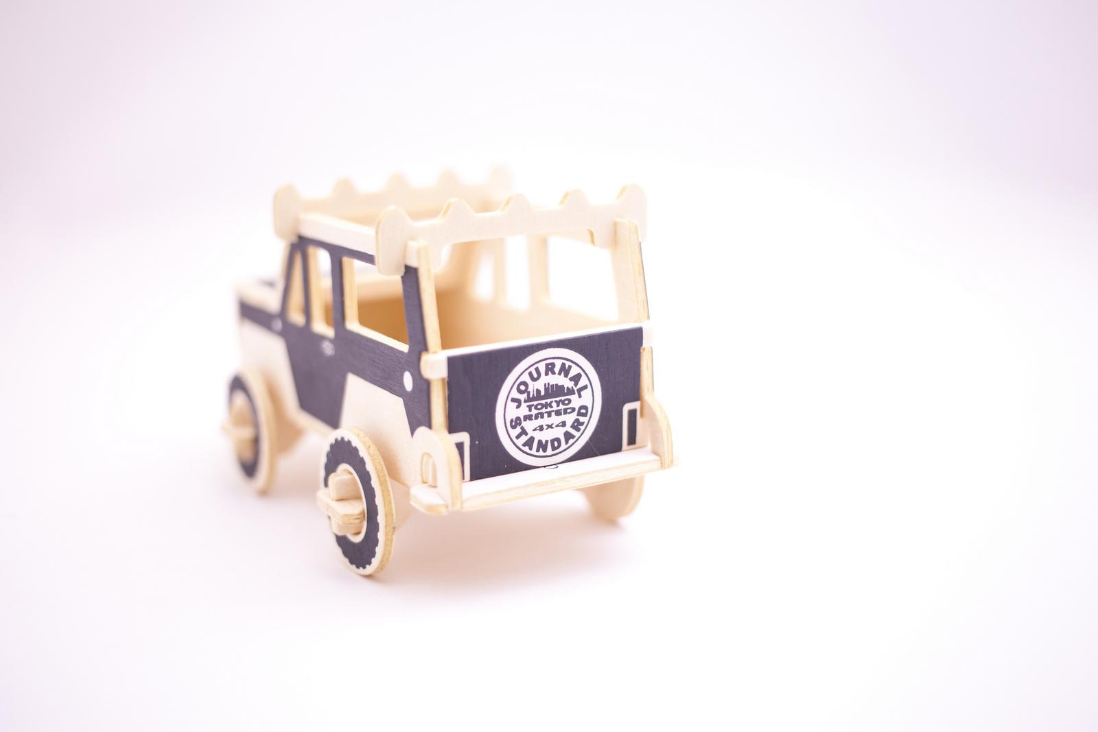"""IMG_1188_2 Jeep® Wrangler Unlimited """"TOKYO RATED"""" モデルの限定ノベルティがもらえる!〈ジャーナル スタンダード〉との連動キャンペーン実施中!"""
