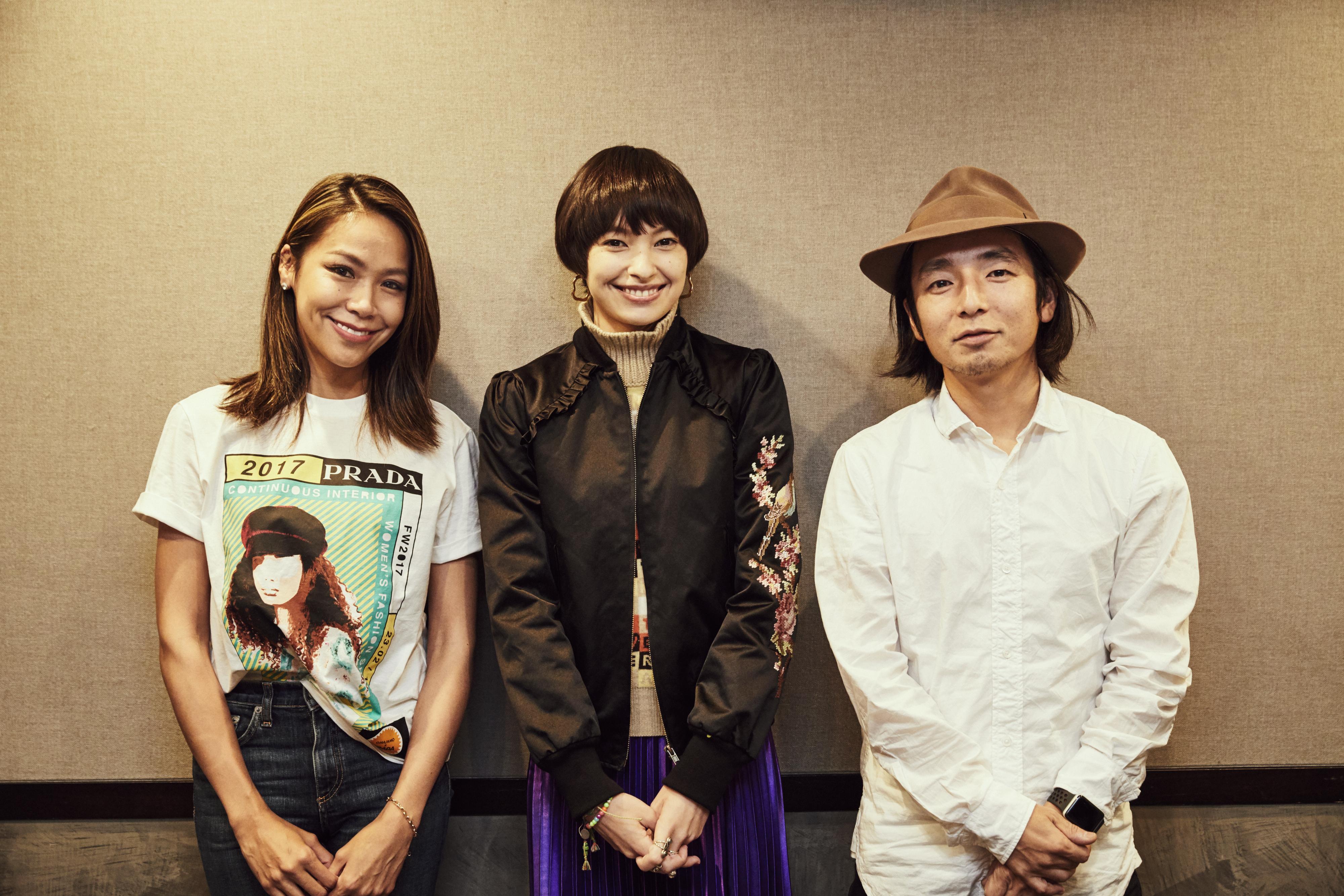 ナビゲーターを務めるのは、AKOさん、ウェブマガジン『フイナム』編集長の小牟田亮さん。 第7回目のゲストは、女優の太田莉菜さんです!