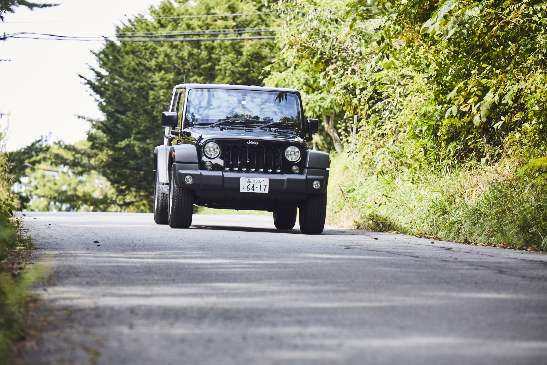 ho_104442 My Jeep®,My Life. ボクとJeep®の暮らしかた。女優・太田莉菜